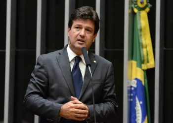 Deputado federal Luiz Henrique Mandetta (Facebook/Reprodução)