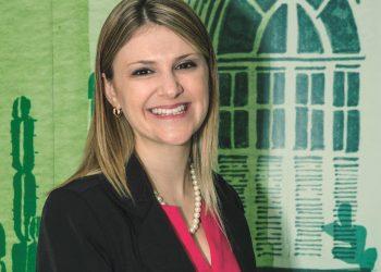 Alline Jorgetto Cezarani, diretora executiva do Hospital Santa Catarina