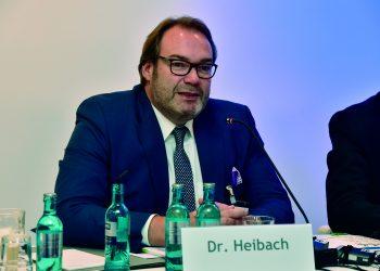 Europäische Fachpressekonferenz der IDS 2017, Dr. Markus Heibach, Geschäftsführer des VDDI und GFDI
